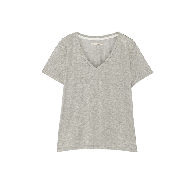 T-shirts: Jac + Jack, James Perse, J Brand