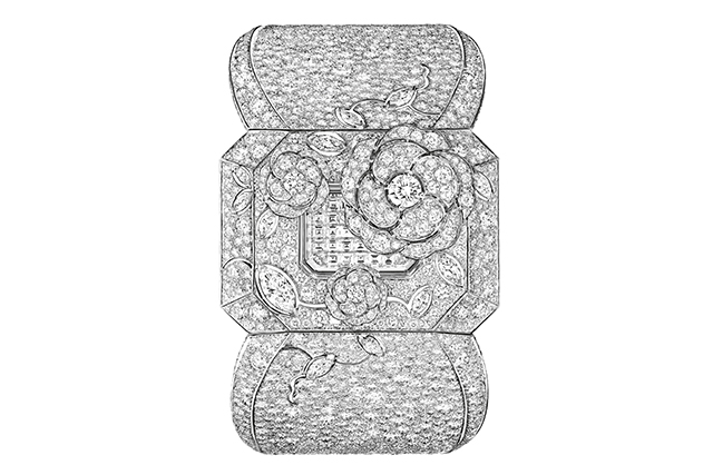 Chanel Les Eternelles de Chanel High Jewellery Camelia Secret Watch, POA