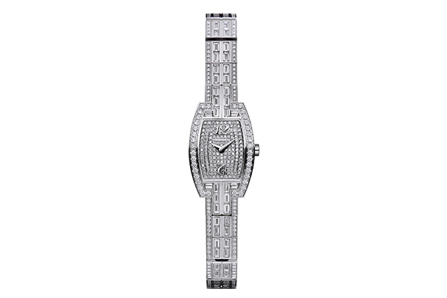 Tiffany & Co. Diamond Cocktail watch in 18-carat white gold, $116,200
