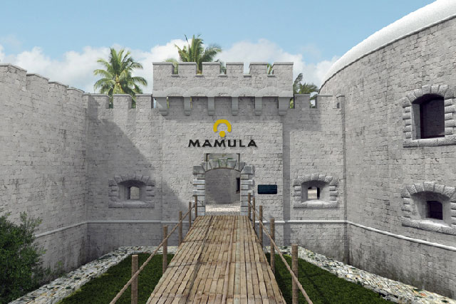 A preview of Mamula Island resort's plans