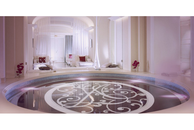 Dior Institute, Hôtel Plaza Athénée, Paris France: Hands, feet, body, face… all areas are covered here in luxe surrounds with the best in beauty biz smoothing out wrinkles, creases and any other stress-related situations.