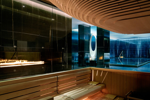 "ESPA Life at Corinthia, London, UK: The ESPA Life at the decadent Corinthia Hotel London is a new gen spa with slick exteriors and even smarter interiors. Features include ""experience"" showers, a not-for-the-shy glass sauna, sleep pods and heated beds."