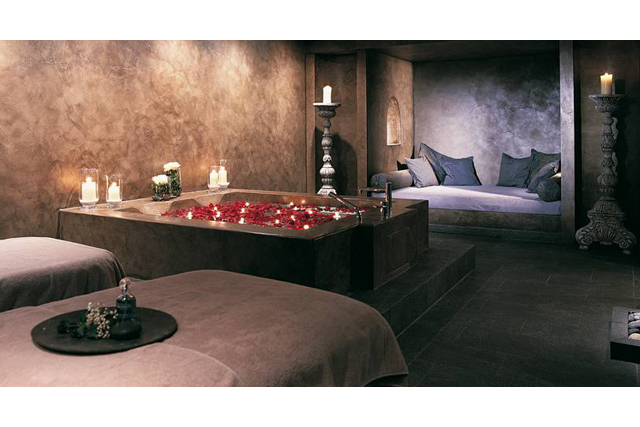 Palace Spa at Gstaad Palace, Switzerland: The Swiss are renowned for their exceptional work in spa and top of the Swiss list is the Palace Spa in A-list central Gstaad Palace. The views and the vibe of this high net worth mecca bring new meaning to bliss.