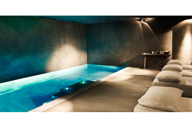 Le Chalet Zannier, Megève France: This tiny high-end haven in ski bunny central Megève makes all the right spa moves from the pale natural tones to the extensive massage selections.