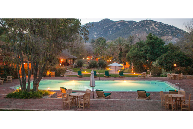 Rancho La Puerta, San Diego, USA: Hightail it to the Rancho La Puerta in San Diego for a slice of pampering and health-led sun-kissed lifestyle.