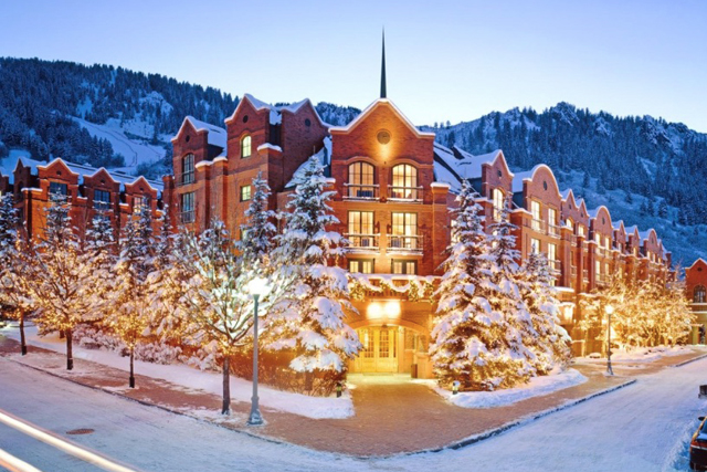 Remède Spa at St Regis, Aspen USA: This luxury award-winner is in a stella alpine location making it the ideal go-to after a hard day on the ski slopes. Or, bypass the snowboard and go directly to the spa.