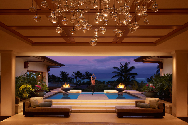 Spa Montage Kapalua Bay, Maui USA: When it comes to wellness, adding a Hawaiian element is on the must-do list.  Your starting point is the standout Spa Montage at the Montage Kapalua Bay. Aloha serenity.