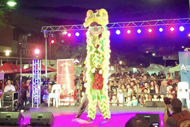 Lunar New Year street party, Chinatown Adelaide: A rockin' celebration of all things oriental, Moonta Street and Gouger Street are turning the fun wattage up to max. Stalls, exhibitions, entertainment, arts, crafts, and food, it'll all be here on Feb 13.