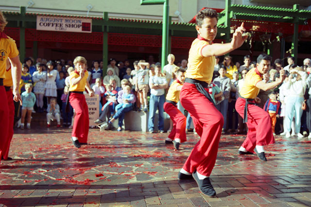 Chinatown festival, Fortitude Valley, Brisbane: Brissie plays host to the Chinese New Year festivities on Feb 8 and Feb 12. Line up includes kung fu demonstrations, markets, lanterns, firecrackers, and Chinese stilt walkers.