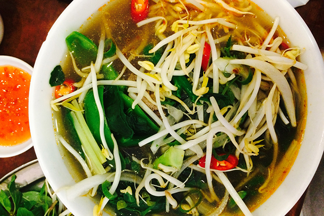 Gia Vien, Burwood: For a beef version bursting with vibrant zesty flavours, think of this as your Burwood pho go-to.