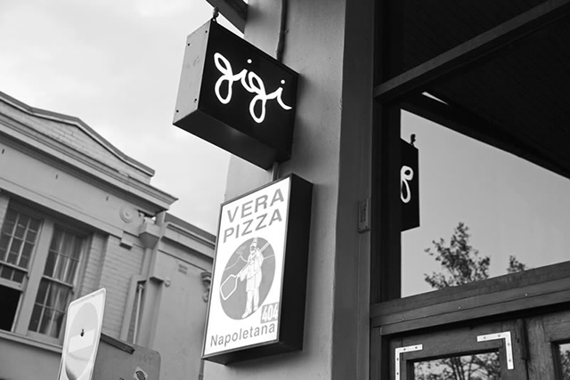 Gigi Pizzeria: 379 King St, Newtown