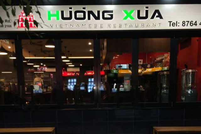Huang Xua, Canley Heights