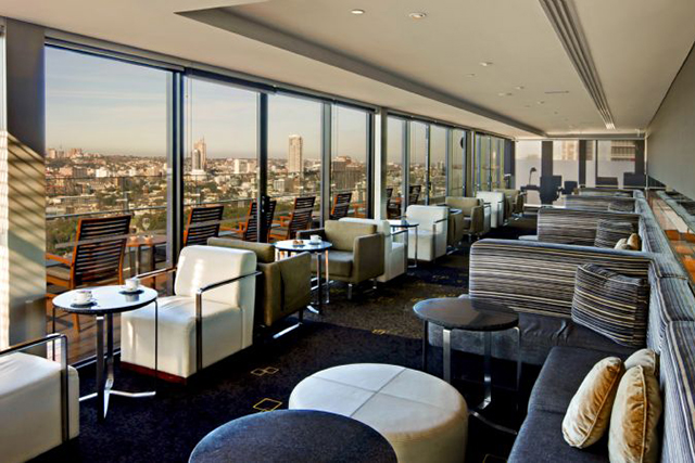 InterContinental Supper Club:  Level 31, InterContinental Sydney, 117 Macquarie St, Sydney NSW 2000