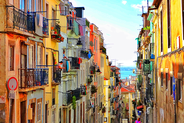 Lisbon, Portugal: Vibrant not only on the street front, but also from the cultural stance – the Portugese capital has serious historical edge.
