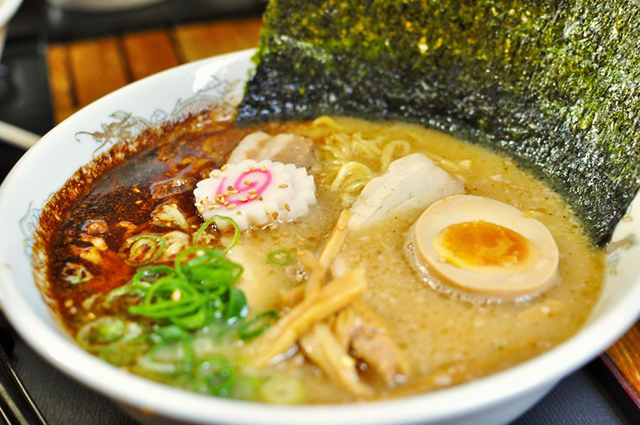 Menya Noodle Bar, CBD: The nimble noodle hands behind Menya Noodle Bar on Market Street in the city pour their hearts into their ramen, aiming for world-class soup status. They can tick that box off, their bowls of broth are showstoppers.