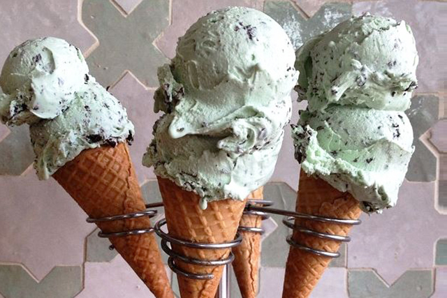 Pompei's: Authentic artisanal gelato on the menu at this iconic pizza joint across from Bondi Beach. Tried and true handmade staples like pure pistachio, cream and caramel, tiramisu and hazelnut sit alongside milk-free fruit sorbets bursting with fresh icy flavour.