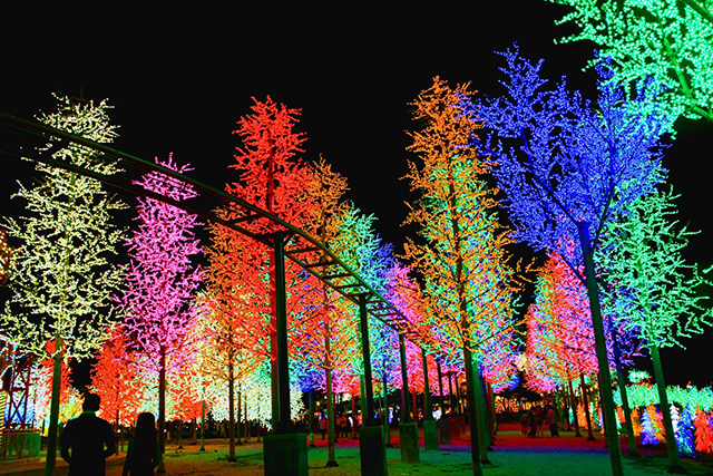 Selangor, Malaysia: This is how Malaysia does the festive season. Worth the electricity bill.
