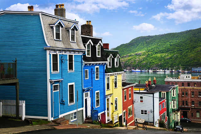 St. John, Newfoundland, Canada: The capital of Newfoundland is all kinds of small-town multi-hued coastal charm.