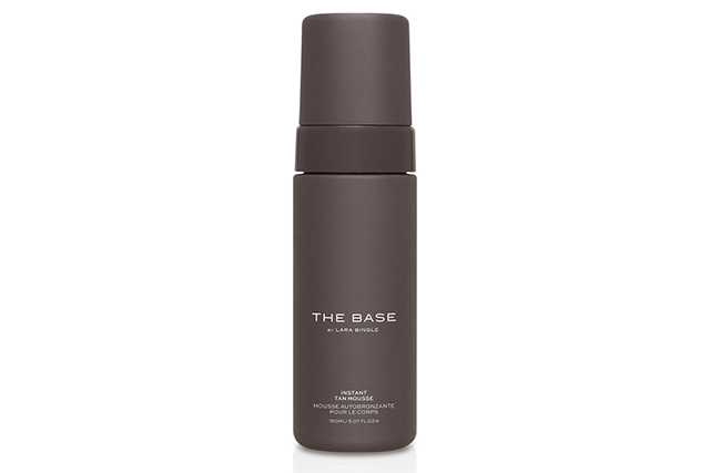 The Base Instant Tan Mousse, $29,