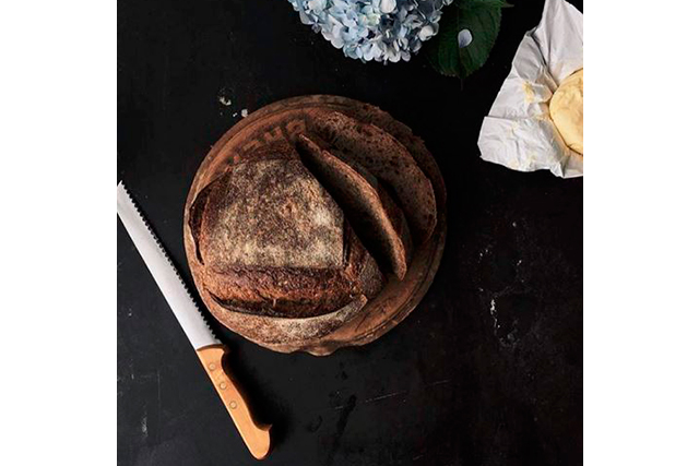 Want to avoid gluten? Grains (or rather seeds) such as buckwheat, teff and quinoa make fantastic gluten-free breads. I keep a loaf of seeded sourdough in the freezer. It's not an everyday food for me, but when I feel like toast I don't deny myself.