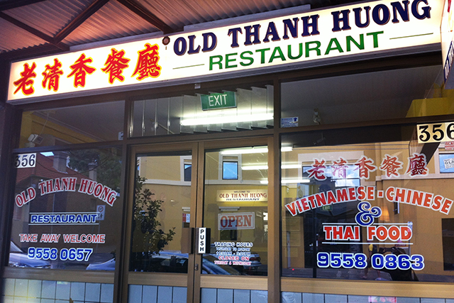 Old Thanh Houng, Marrickville