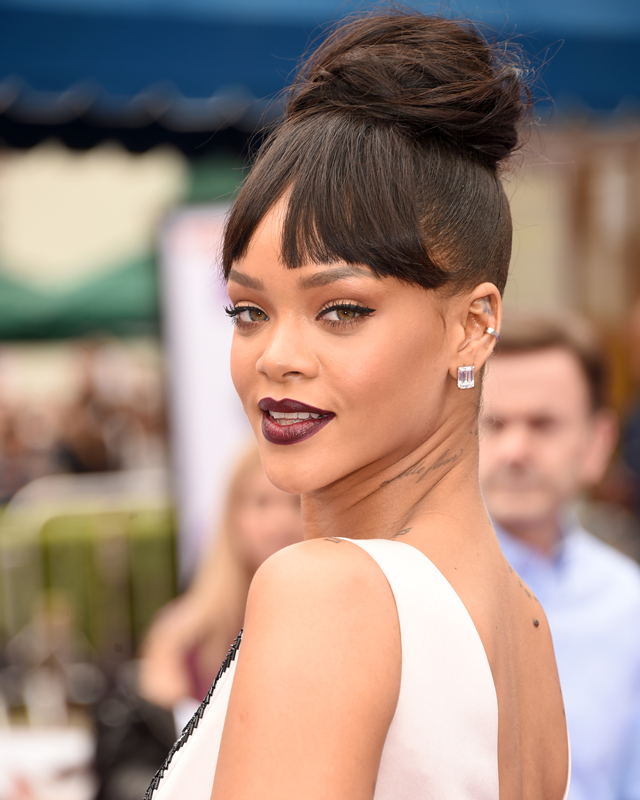 Rihanna spills on Dior, her new movie and getting fit for her next album