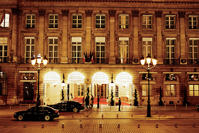 Armed robbers steal millions from the Ritz in Paris