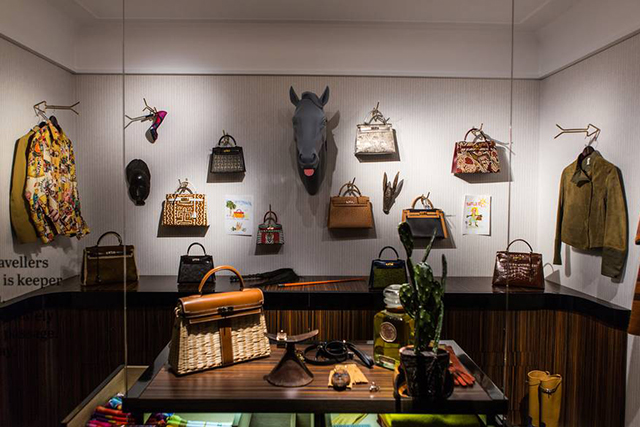 Wanderlust: the stunning Hermès exhibition in Paris