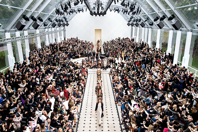 Breaking: Burberry reveal game-changing plans to their show schedule