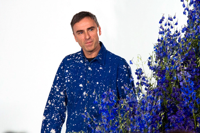 Breaking: Raf Simons is leaving Dior