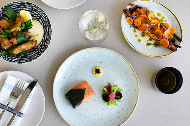 Chiswick at the Gallery has a drool-worthy new menu