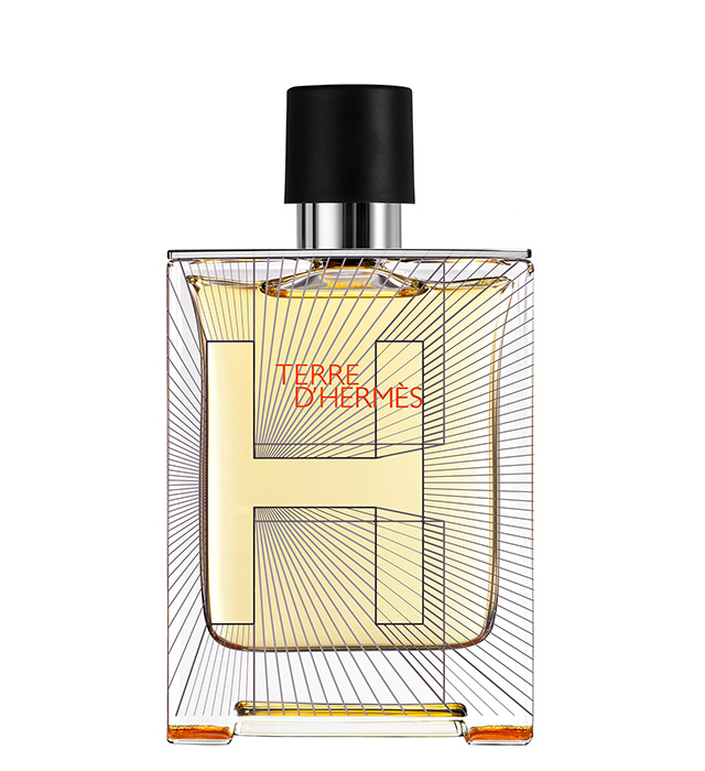 A limited-edition Hermes fragrance for men