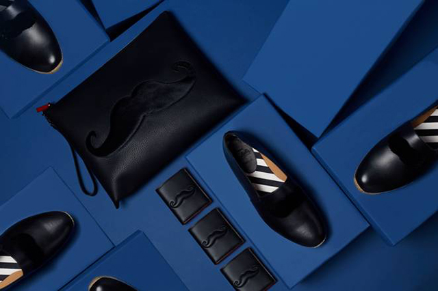 A step above the rest: see Louboutin Homme's spring/summer range