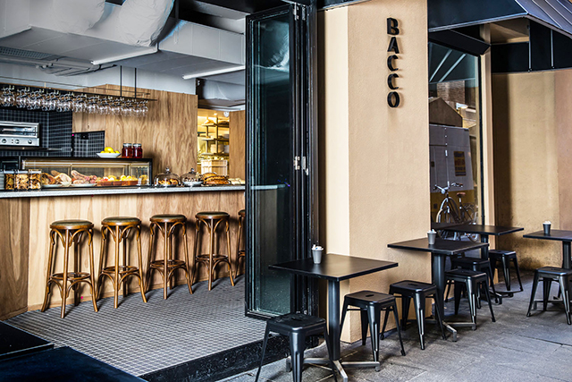 A gourmet Italian is coming to Sydney's Angel Place