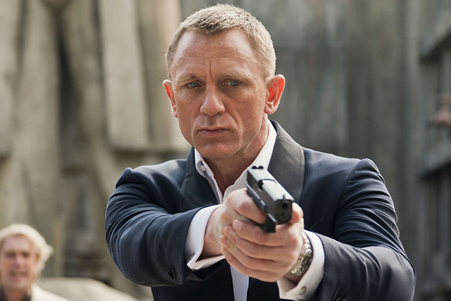 Hang onto your martini, Daniel Craig confirms he's back