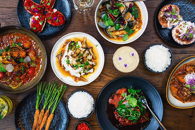 Warm up this winter with Mekong's hot new menu