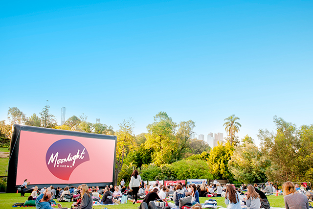Moonlight Cinema's summer 2017 program has dropped!