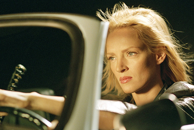 Uma Thurman reveals working in Hollywood is no joy ride
