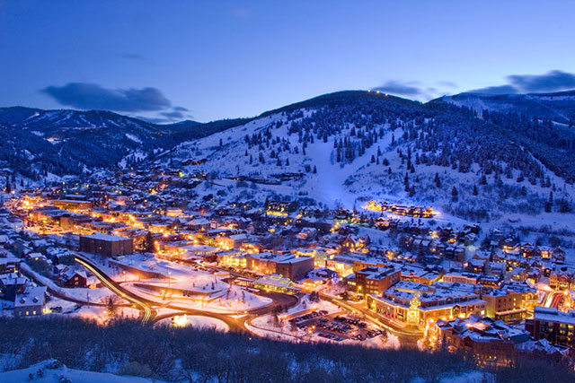 Buro city guide: Park City
