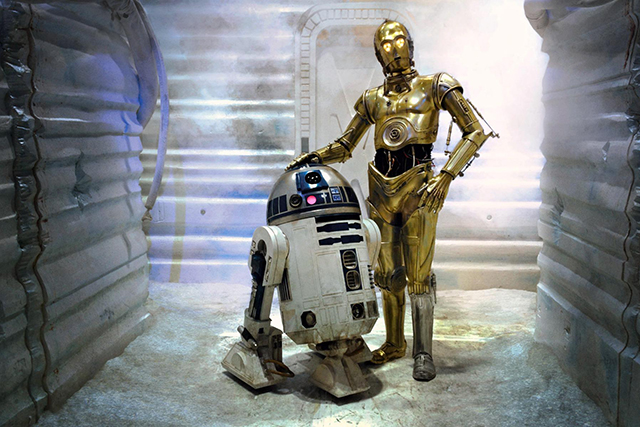 How much would you pay for a 'Star Wars' droid?