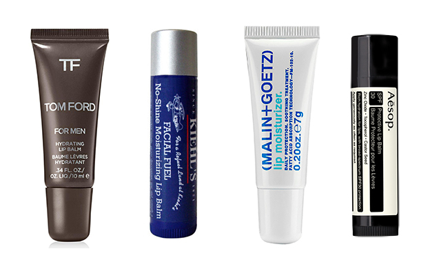 So hot right now: Guy-friendly lip balms
