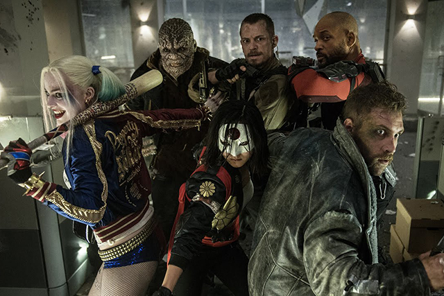 3 must-see trailers for Captain America, Fantastic Beasts and Suicide Squad