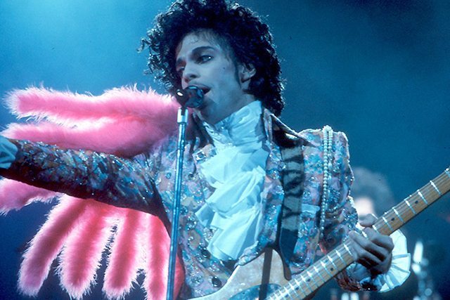 Why you won't find Prince on YouTube and Spotify