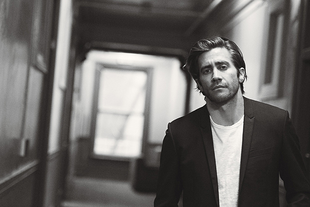 Jake Gyllenhaal suddenly became a hot dad