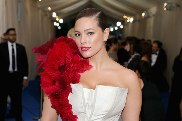 Why didn't Ashley Graham attend the Met Gala last year?