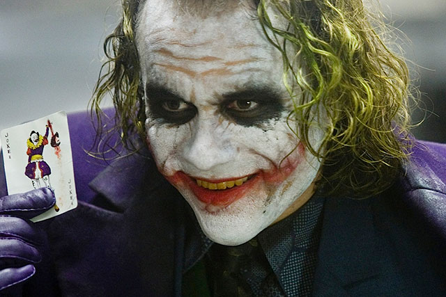 A Joker origin film is in the works