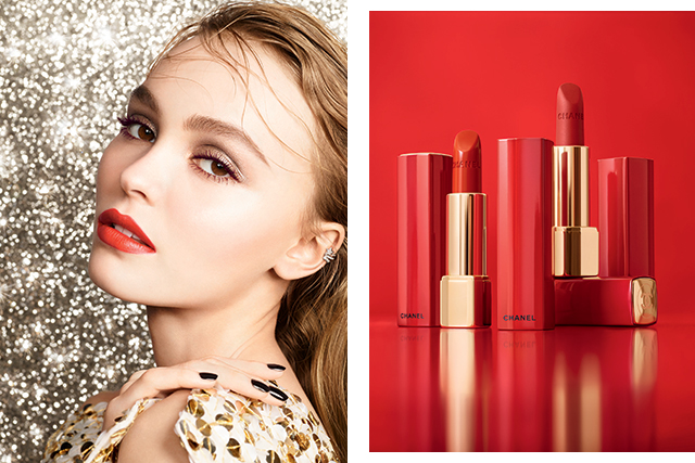Chanel's next make-up collection is RED hot