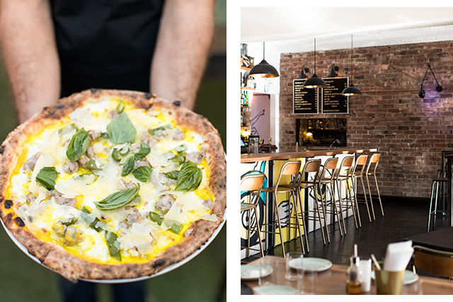 Popular Italian Maybe Frank brings their authentic nosh to Randwick