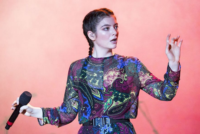 Could we be hearing new music from Lorde soon!?