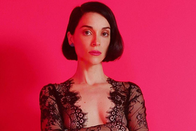 St Vincent is directing a new version of a hugely famous novel